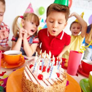 ateliers créatifs goûter anniversaire enfant
