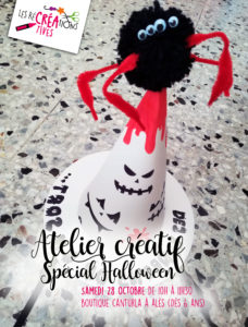 atelier creatif enfant-halloween