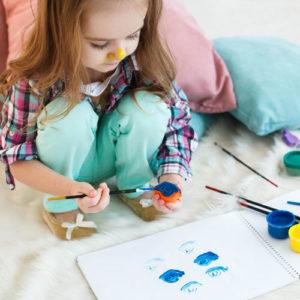 atelier creatif pour les petits
