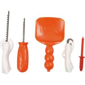 outils sculpture citrouille