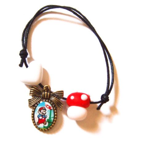 bracelet-cordon-coulissant super mario