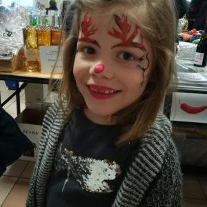 animation-maquillage-enfant-noel-ales-nimes-gard-herault-lozere-ardeche-drome