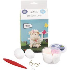 kit-creatif-enfant-diy-pate-a-modeler-poussin-animaux-paques-modelage