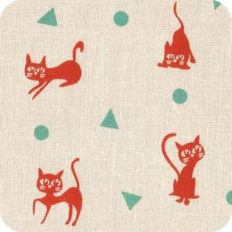 cats-red cousette
