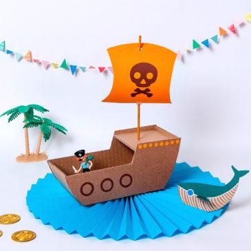 DIY jouets en carton pour enfants terribles