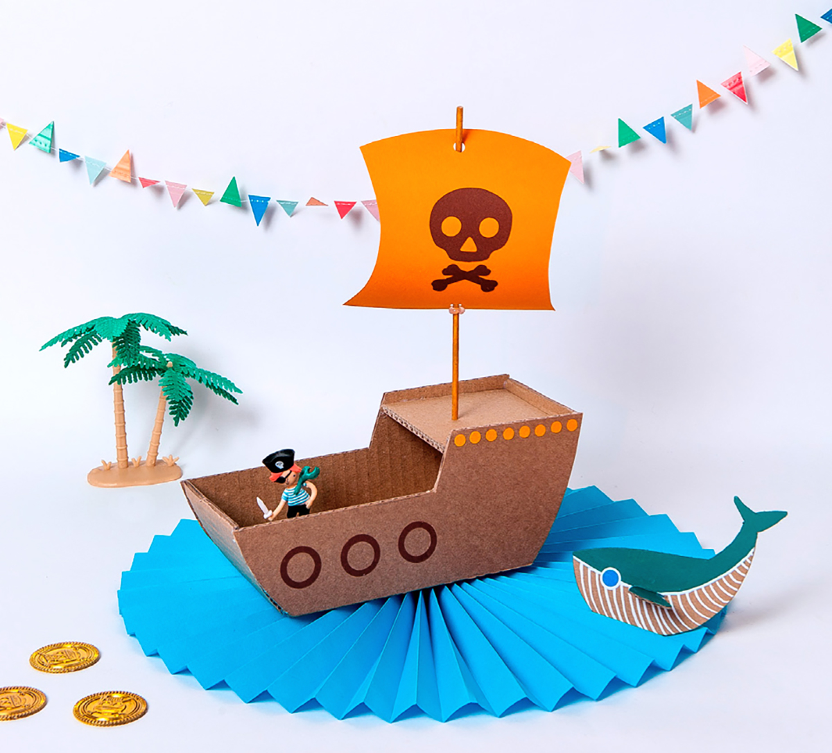 diy-jouet-carton-bateau pirate