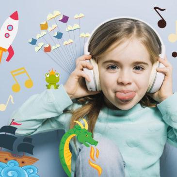 Découvrez les meilleurs podcasts pour enfants et ados