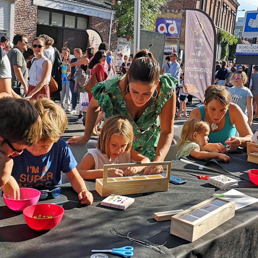animation festival fete ville village nimes montpellier avignon