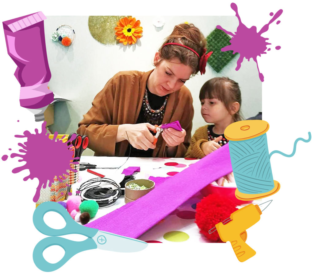 atelier creatif enfant adulte ales nimes