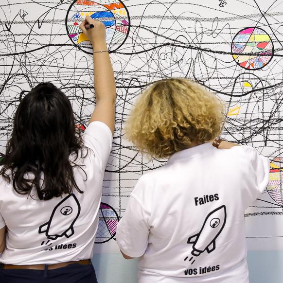 team building seminaire creatif gard herault