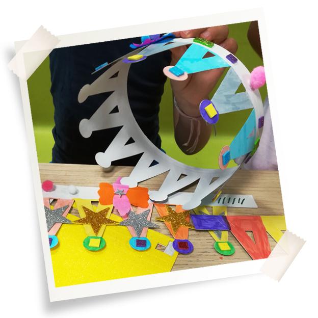 animation family day atelier creatif