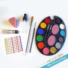 coffret maquillage enfant face painting grimage artistique