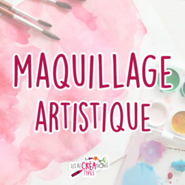 kit creatif maquillage enfant