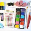 kit debutant materiel face painting maquillage artistique