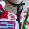 kit-loisir-creatif-enfant-customisation-chapeau-modele-capeline-cerise-pompon
