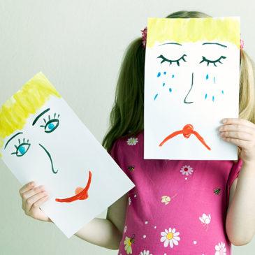 Comment aider son enfant à gérer ses émotions – Des outils très créatifs