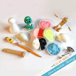 coffret creatif enfant libere ta creativite modelage