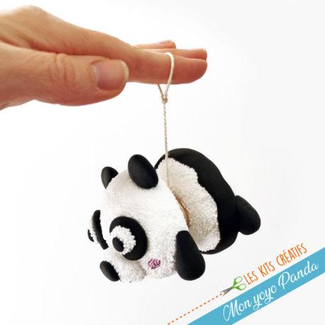 kit creatif enfant yoyo jouet jeux société panda